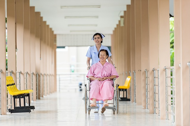 Pflege im Ausland